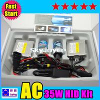 Fast start 35w hid kit  H1, H3, H7, H8, H9, H10, H11, H13, 9004(HB1), 9005(HB3), 9006(HB4), 9007(HB5),880/881