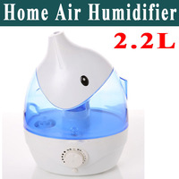 Hot Sale 2.2L Mini Home Office Air Humidifier Ultrasonic Humidifier Mist Maker Purifier 220 V High Quality Silent