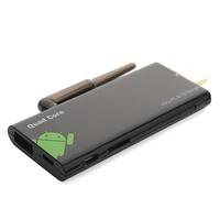 Android Stick Quad Core CX919 Mini PC RK3188 Cortex A9 1.8GHz 1GB 8GB ROM WiFi Antenna Bluetooth Russian Menu Free Shipping