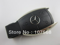 Mercedes Benz 3 Button C200S 320S 600C  S600 Smart remote Key Shell  Case Cover
