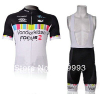 2012 Focus New Arrival High Quality Best Selling Cycling Jersey+Bib Short Set/Bike Jacket/Bicycle Wear/Cycle Cloth