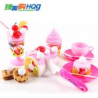 Ice cream dessert toy child birthday cake toy fruit kitchen toy