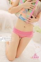 Special Offer New Arrival chiffon material Ultra-thin Comfort No trace Women Underwear Panties Briefs