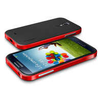 Newest Bumblebee SPIGEN SGP Neo Hybrid Slim Fit Dual Protection Cover Case for Samsung Galaxy S4 SIV i9500