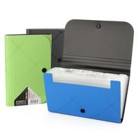 Deli stationery brief fashion notes package orgnan bag storage bag file bag w2182