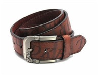 Free shipping,belt for men,fashion belt buckle,PU,wholesale#hm702