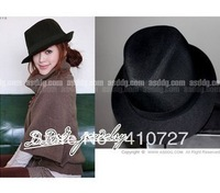Free shipping Black England cap jazz hat Knight hat