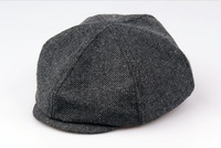 2012 male vintage newsboy cap vintage painter cap women's vintage cap lovers beret