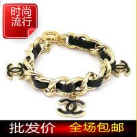 Hot-selling bracelet black letter fashion women bracelet