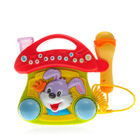 Department of music toy small mushroom jukebox child early learning toy gift record player music child gift