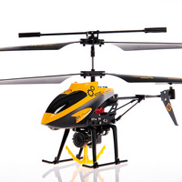 3.5 channel infrared remote control helicopter hm spinning top instrument with lift machine hanging basket