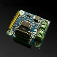 Free shipping,New 240W H-bridge Motor Driver Board Motor Controller SPI for Arduino Smart Car