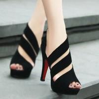 Женские сандалии Jacqueminot 2013 Sparkling Gem Rhinestone Pinch Flat Sandals Flip-flop Female
