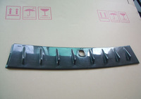 fit for MITSUBISHI EVO 10 roof spoiler  rear wing  real carbon fiber