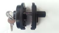 Free shipping High quality zinc alloy gun trigger lock,gun lock