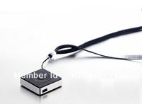 Wholesale - multimedia MINI clip MP3 music player sugar style Support 8GB tf Card slot Square MP3
