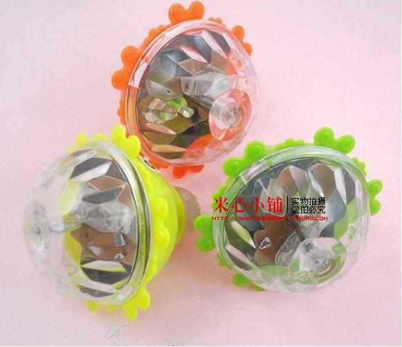 Luminous spinning top toy toys children toys
