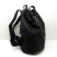 Exquisite women's handbag backpack d001-0012 black