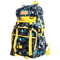 Geometry school bag casual bag backpack nylon ke605 bb