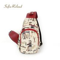 2013 female small bags outdoor casual cross-body bag chest women's chest pack women's handbag