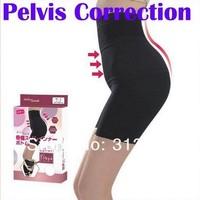 Super hot shaper abdomen pelvis correction hip waist stovepipe slimming panties with corset enhanced belt 150pcs