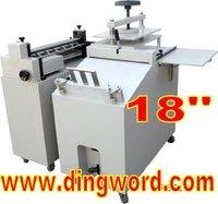 18inch Flush Mount Wedding Album Making Machines Photo Book Binding Machine 4 in 1