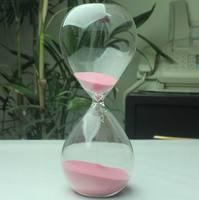 Cnhgl glass hourglass timer ultralarge