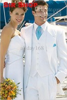 Hot sell men's Custom tailor any size any colour Groom Tuxedos wedding suit A3