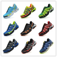 2013 Newest Salomon Men Athletic Shoes Runing Sports Shoes Free Shipping