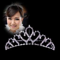 Sparkling diamond rhinestone hg022
