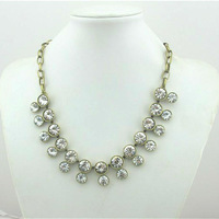 AR Jewelry Shop Accessories j.c vintage czech  double  necklace  Freeshipping