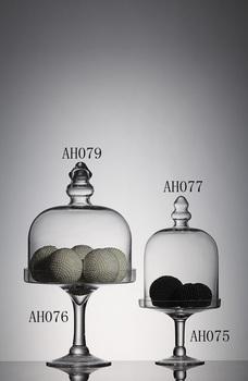 Ballerina Clear Glass Jars