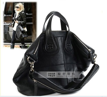 Designer Inspired Fashion 2013  women Multicolor celebrity leather hand bag handbag discount sale item