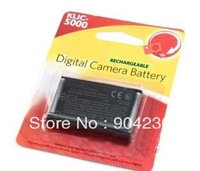 1pc free shipping KLIC5000 klic-5000 K5000 camera battery for KOD LS753 LS420 LS5000 LS433 LS443 LS743 EasyShare One LS633