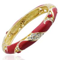 Shining bracelet fashion crystal vintage cloisonne gift