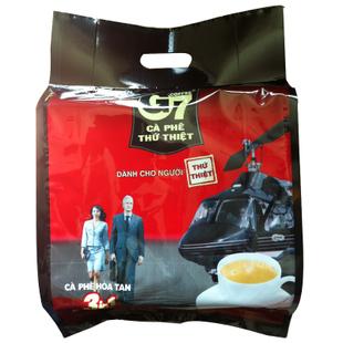 Zhongyuan g7 coffee vietnam three in g7 instant coffee 800 50 bags