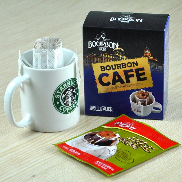 Ear coffee follicular coffee flavor beans instant coffee powder black