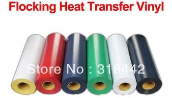 Flocking Heat Transfer Vinyl for Garment top quality