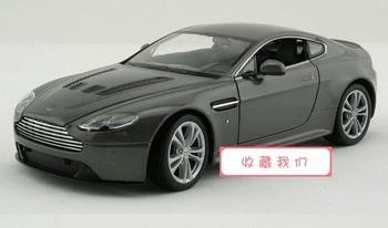 free shipping ! Aston martin V12 Vantage !! WELLY   1:24 car models