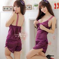 Sexy sleepwear home temptation 5026 women's sexy underwear set