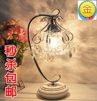 Crystal table lamp modern table lamp bedroom lamp bedside table lamp wedding gift