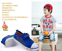 Child casual shoes male female child canvas shoes british style fashion skateboarding shoes baby shoes