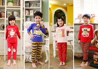 Children's clothing male female child long-sleeve lounge set long-sleeve basic shirt 26 6