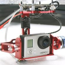 Free shipping Brushless camera mount giimbal GOPRO Russia software camera mount control board senor board