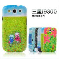 Free Shipping Cute JIMI cartoon Hard Plastic case cover For Samsung galaxy s3 i9300 High quality