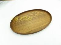 Free shipping 2013 new arrival oval tea tray fashion plate rustic fruit plate exquisite elegance mini saucer