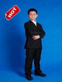 Fashion boy suit factory direct sell(China (Mainland))