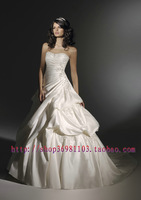 2012 bride wedding noble wedding dress train wedding dress