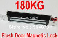 180KG Embedded electric magnetic lock(Inside door/Insert mounted door lock)Single door access control 180KG/280KG option