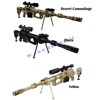 Free shipping! paper model weapons M200 sniper rifle Simulation 1:1 colored waterproof magazine 3d paper puzzles for adults gift